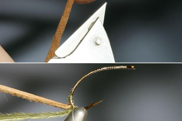 Bee Cee Caddis Step by Step